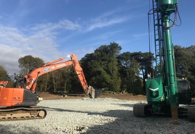 Roxborough Ground Improvement