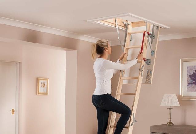 Attic Ladders NI